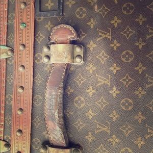 Luis Vuitton suitcase